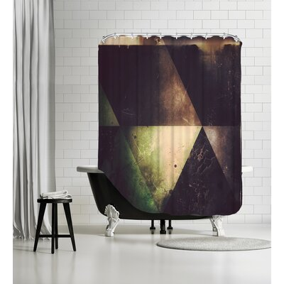Wyyt TDyy Shower Curtain