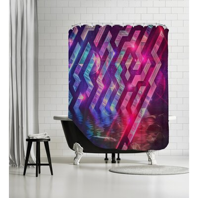 Xrystyl Nyytx Shower Curtain