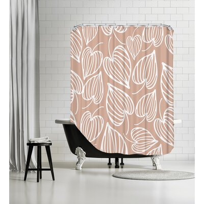 Hiatus 3 Shower Curtain