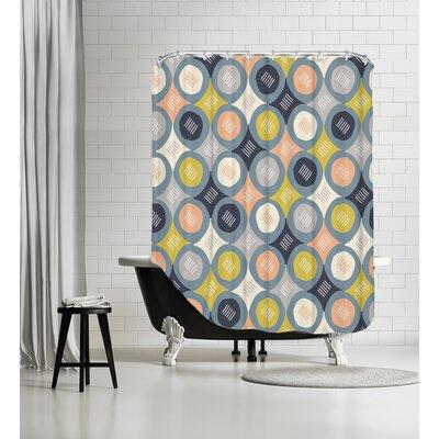 Prismatic 2 Shower Curtain