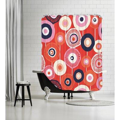 Flower Child2 Shower Curtain