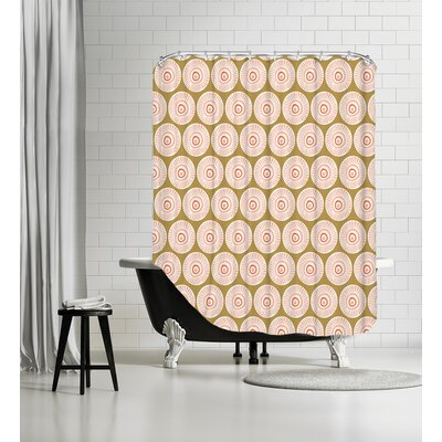 Flower Child4 Shower Curtain