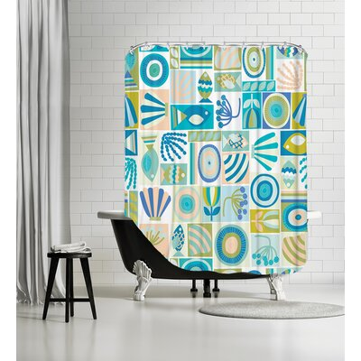 Under The Sea1 Shower Curtain