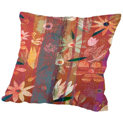 16A23 Blend Throw Pillow Size: 14 H x 14 W x 2 D