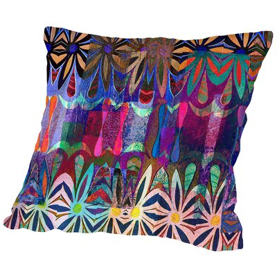16A24 Blend Throw Pillow Size: 18 H x 18 W x 2 D