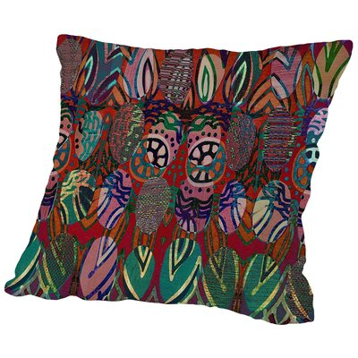 16B01 Blend Throw Pillow Size: 18 H x 18 W x 2 D