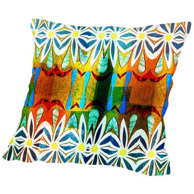 16B06 Blend Throw Pillow Size: 14 H x 14 W x 2 D