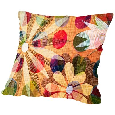 16B16 Blend Throw Pillow Size: 20 H x 20 W x 2 D