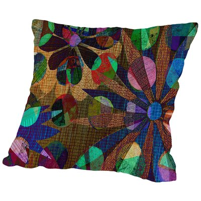 16B17 Blend Throw Pillow Size: 16 H x 16 W x 2 D
