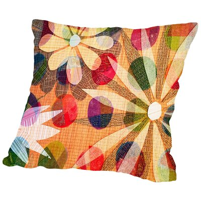 16B19 Blend Throw Pillow Size: 14 H x 14 W x 2 D