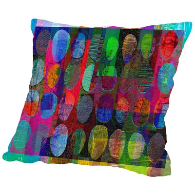 16B21 Blend Throw Pillow Size: 16 H x 16 W x 2 D
