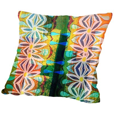 16B25 Blend Throw Pillow Size: 14 H x 14 W x 2 D