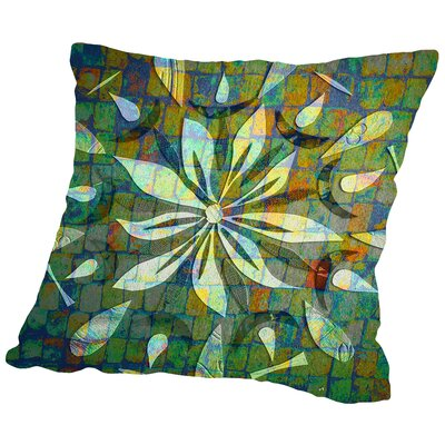 16B02 Blend Throw Pillow Size: 18 H x 18 W x 2 D