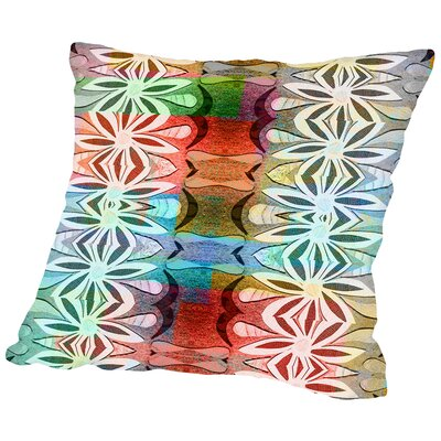 16B09 Blend Throw Pillow Size: 16 H x 16 W x 2 D