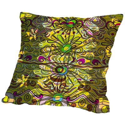 16B18 Blend Throw Pillow Size: 14 H x 14 W x 2 D