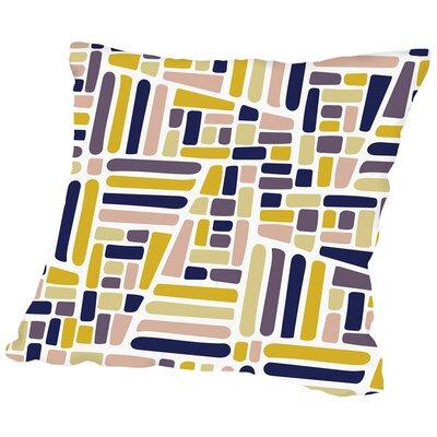 Hiatus 2 Throw Pillow Size: 18 H x 18 W x 2 D