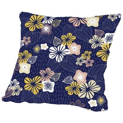 Hiatus 1 Throw Pillow Size: 14 H x 14 W x 2 D