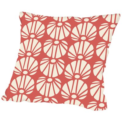 Kaleidoscope 5 Throw Pillow Size: 14 H x 14 W x 2 D