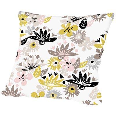 New Again 1 Throw Pillow Size: 18 H x 18 W x 2 D
