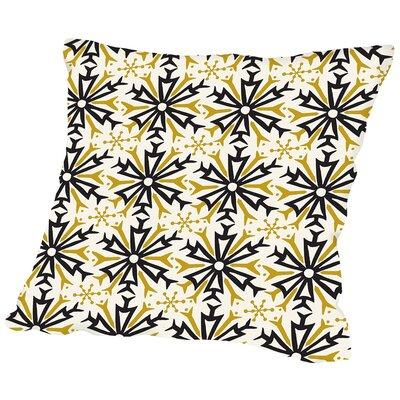 Mod Holiday 1 Throw Pillow Size: 18 H x 18 W x 2 D