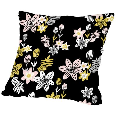 New Again 4 Throw Pillow Size: 16 H x 16 W x 2 D