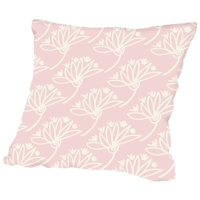 New Again 6 Throw Pillow Size: 16