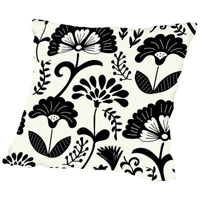 Serenity 1 Throw Pillow Size: 18 H x 18 W x 2 D