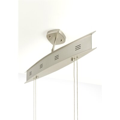 Hang Straight Kit for 5517 and 55519 Finish: Satin Nickel