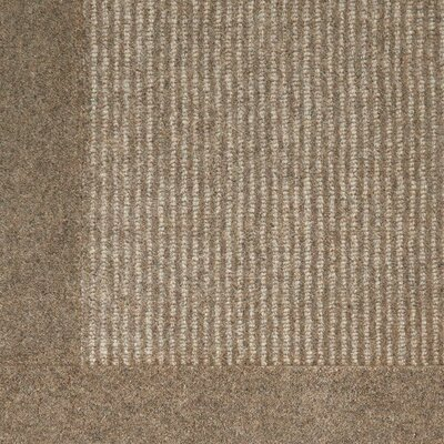Kleinschmidt Hand-Woven Wool Pebble Area Rug Size: Rectangle 6' x 9'