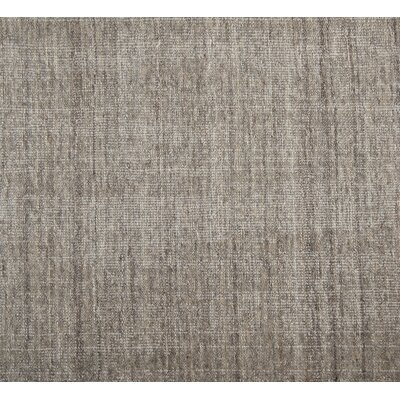 Cumberland Hand-Woven Wool Fossil Area Rug Size: Rectangle 8 x 10