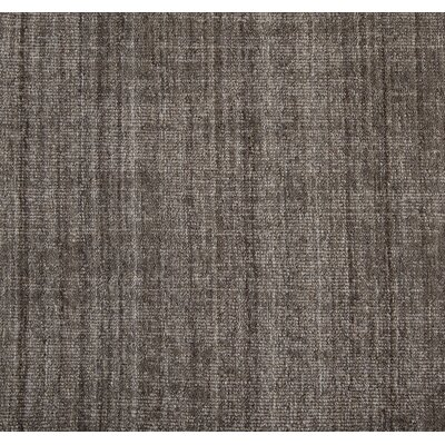 Cumberland Hand-Woven Wool Brown Area Rug Size: Rectangle 6 x 9