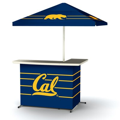 NCAA Standard Portable Bar NCAA Team: California