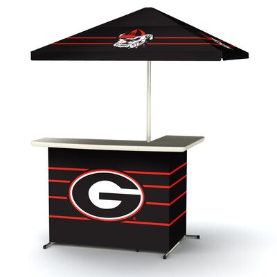 NCAA Standard Portable Bar NCAA Team: Georgia