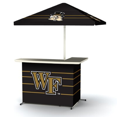 NCAA Standard Portable Bar NCAA Team: Wake Forest