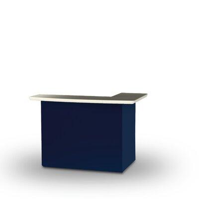 Patio Bar Color: Navy Blue