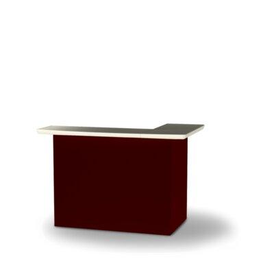 Patio Bar Color: Dark Brown