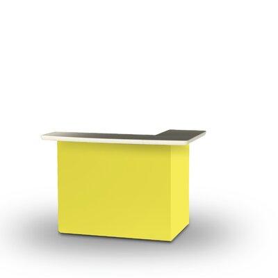 Patio Bar Color: Yellow