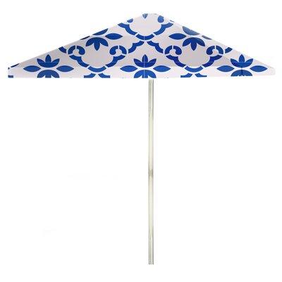 Best of Times 8' Patio Umbrella - Color: Celtic Blue/White