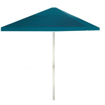 8 Square Market Umbrella Color: Sea Blue