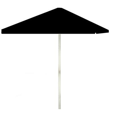 8 Square Market Umbrella Color: Black