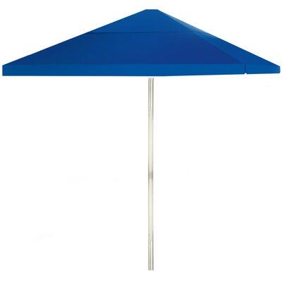 8 Square Market Umbrella Color: Royal Blue