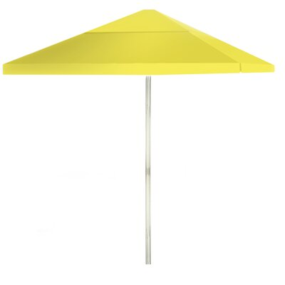 8 Square Market Umbrella Color: Yellow