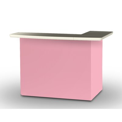 Patio Bar Color: Pink