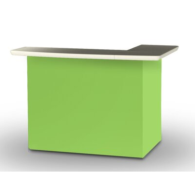 Patio Bar Color: Lime Green
