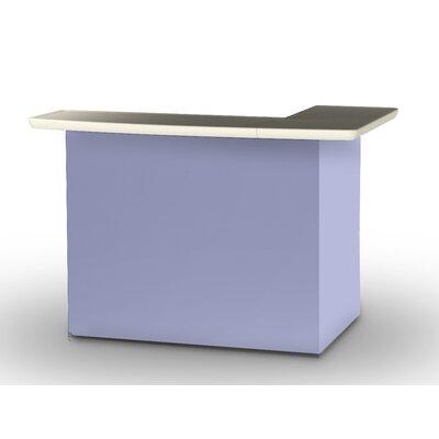 Patio Bar Color: Lavender