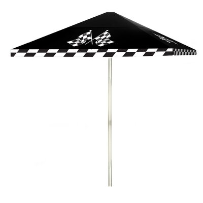 8 Have At It Boys Square Market Umbrella