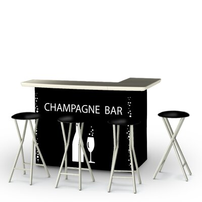 Champagne Bar Set