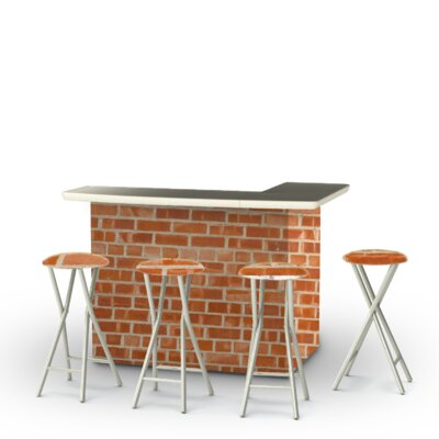 Boston Brick Bar Set