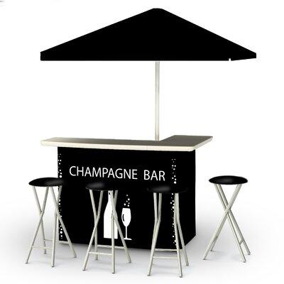 Champagne Bar Set