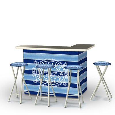 Tommy Bahama Bar Set
